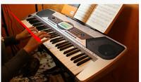 Electronic organ yongmei 738 ym738 61 key standard cd adapter
