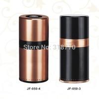 Free shipping new cigar humidor, JF-050-3, high quality, aluminium material, cigar holder for 7 cigars