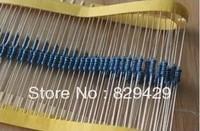 1/4W 0.25W Resistance 1% Metal Film Resistor Assorted Kit New  5000pcs/set Free shipping