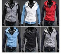 2014 spring Hot-selling fashion autumn and winter male sweatshirt male casual outerwear,men pullover hoodies