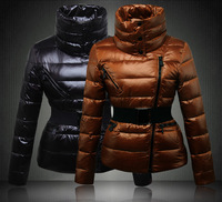 New  Winter Coats for women 2013 Thick White Duck Feather Slim Jacket, Brand Down Coat Fashion Women's Down Jacket Outerwear