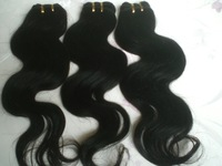 "free shipping processed peruvian virgin hair Body Wave, cheap human hair extensions,12""14""16""18""20""22""26"" Mix Length 4pcs/lot"