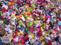 Free shipping,3-10cm plush toys, 50pcs \ Lot, plush dolls