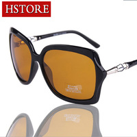 Free Shipping 2013 High Quality Brand polarized ladies sunglasses, Women UV 400 protection glasses
