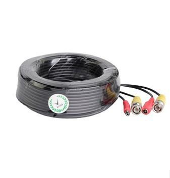 30M cctv Camera Video Cable Siamese CCTV BNC Power(China (Mainland))