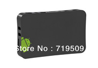 Free Shipping shenzhen dropshipping android 4.2 Smart tv box with ALL winner A20 Dual-core 1.5G CPU
