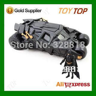2014 Robot Batman Car+ Action Figure Batmobile Arkham Doll Dolls Toy For Children Kids Baby Boys Girls Gift Military Toys