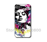 Retro India Lady Hard Cover Case for iPhone 4/4S cover for iPhone 5 5s 5c (#059) Personalized Custom 5pcs/lot Free Shipping