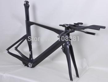 High quality carbon fiber time trial specialized bike frame