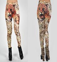 Fashion Women Galaxy Leggings SEXY Leopard Print Legging for Women