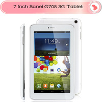 "Sanei N78 2G Tablet phone 7 inch capacitive screen Android 4.0 MTK6575 7"" Capacitive Screen Dual Camera Bluetooth with sim slot"