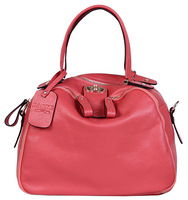 Women genuine leather messenger bags; shoulder handbags; designer famous brand handbag;dual function bag;desigual bolsa new 2013