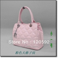 Free shipping!2013 new fashion in Europe and the United States mainstream diamond handbags export PU leather handbag