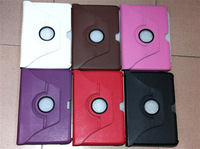 Anap SAMSUNG GALAXY TAB 2 10.1 P5100 N8000 360 ROTATING CASE COVER LEATHER STAND