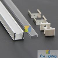 DHL/FEDEX/EMS Free shipping- Profile aluminum  channels LED  aluminum  heat sink LED STRIP Profile