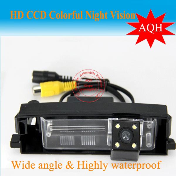 CCD auto Car Rear View camera reverse backup Camera in car camera for Toyota RAV4 Chery 09 Tiggo3/WeiLin X5/chery A3 Sedan(China (Mainland))