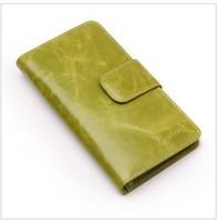 Passport holder genuine leather brand design women wallet High quality card holder cowhide wallets fashion day clutch phone bag