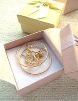 5.8x5x4cm Jewelry Box Fit Earring/Bracelet/Pendant