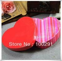 Free Ship /hot on sale various available /heart shape 10cm diameter   box 100pcs /lot