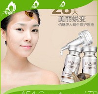Snail liquid printed whitening acne acne serum capillarie    10m lfree shipping