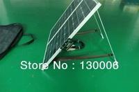 90 w monocrystalline solar panels, portable solar bag
