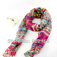 Wholesale 2013 New Style Scarves Joker Fields And Gardens Shivering Scarf Autumn And Winter Scarves Pashmina for Women