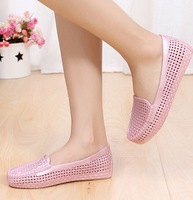 2013 Fashion Brand Women Flats Designer White Shoes Ladies & Girls Summer Sandals Ballet Flats Shoes Free Shipping PD1047