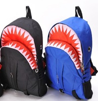 3d cartoon bag shark style backpack NEW ARRIVEL