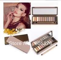 12 Colors Make Up Neutral Eyeshadow Nude Naked Palette Eye Shadow Noble Eyes Set