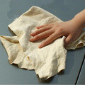 Shammy Large cleaning chamois cloth natural genuine leather sheepskin Large car deerskin towel car wash chamois