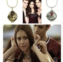 New fashion jewelry Vampire Diary Elena Vervain Box choker necklace  for lovers' wholesale N1012(China (Mainland))