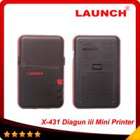2014 Top-Rated 100% original diagun iii mini printer Professional launch x431 diagun iii printer DHL free shipping