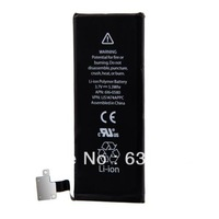100% guarantee original battery for iphone 4S replace battery Free shipping