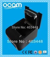 80mm Serial+USB+LAN Fashionable Design Thermal Ticket Printer (OCPP-808)