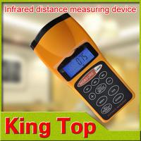 1Pcs/Lot Infrared telemeter Laser Distance meter Measuring  Device Rangefinder Laser pointed digital tape Measurer Tool