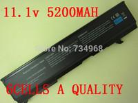 5200mAh laptop Battery For Toshiba Satellite M50 M70 A100 PA3465U-1BAS PA3465U-1BRS PABAS069 PA3465U PA3465+free shipping