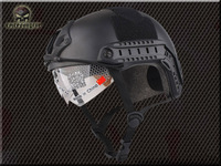 Emerson FAST paintball Airsoft Base Jump Helmet With Protective Goggle Helmet Military Tactics Helmet