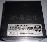 Led Zeppelin 12 CD  Japan 40th An  Box