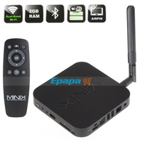 Minix Neo X7 Quad Core Bluetooth Wifi Android 4.2 Smart Mini PC TV Box Receiver HDMI 2GB RAM & 16GB Flash & Air Remote Control