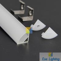 DHL/FEDEX/EMS Free shipping- Profil LED  LED Aluminum Profiles for Flexible LED Strip