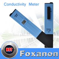 1Pcs/Lot TDS Pool SPA Water Lab Digital EC Conductivity Tester Meter / Digital EC Conductivity Meter Cond Tester ph Pen
