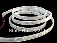 3528 SMD 60LEDs/m led strip waterproof   DC12V 5m(one roll) ,silicon tube,with 3M adhesive back tape