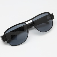 720P HD  Camera Eyewear Black sunglasses Video Recorder