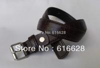 Free shipping 1'' hot sale high quality fake crocodiles PU boy's belts /kid's belts -wholesale/retail (min order $15)