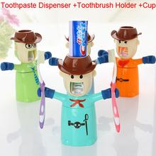 toothpaste dispenser promotion