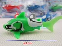 Free shipping for Robo fish magic le treasure fish toy electric fish electric pet fish wholesale