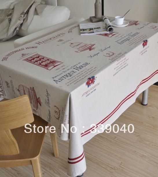 Online Get Cheap Linen Table Skirts -