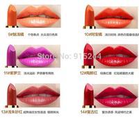 FREE SHIPPING Royal luxury temptation nutritious lasting moisturizing lipstick Lip Balm Waterproof  lipstick Lip Gloss make up