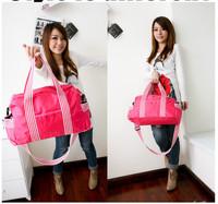 2014 Hot Selling Women's Handbag Waterproof Luggage Travel Bag Light Fashion Small Gym Sports Yoga Bags