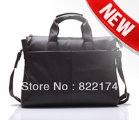 2014 new famous designer men's 100% genuine Cowhide leather Briefcases Bags&cross body business bag for male57